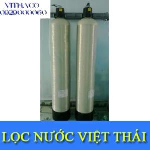 Xử lý nước bình Composite usaXử lý nước bình Composite usa