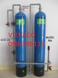 bình lọc nước nhựa Upvc