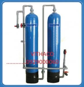 lọc nước phèn bình nhựa Upvc