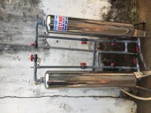 bộ lọc nước inox 220