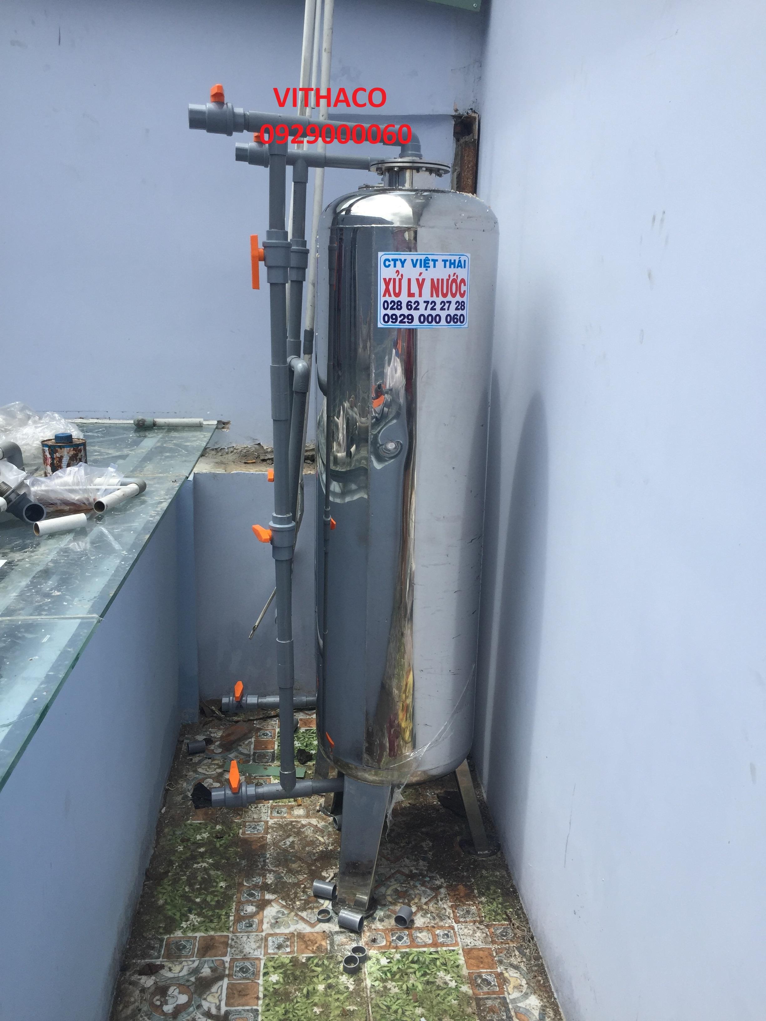 Lọc nước phèn ở đỗ xuân hợp quận 9