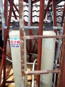 Bình lọc nước phèn composite 948