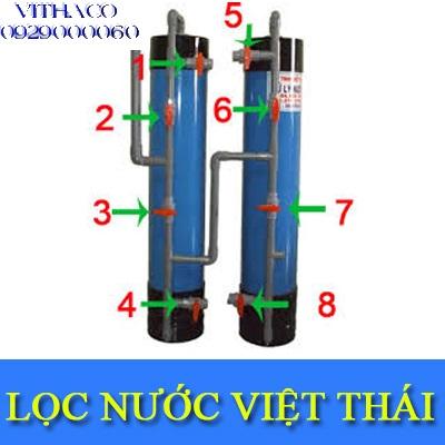 xử lý nước ở nguyễn ảnh thủ lọc nước trung chánh