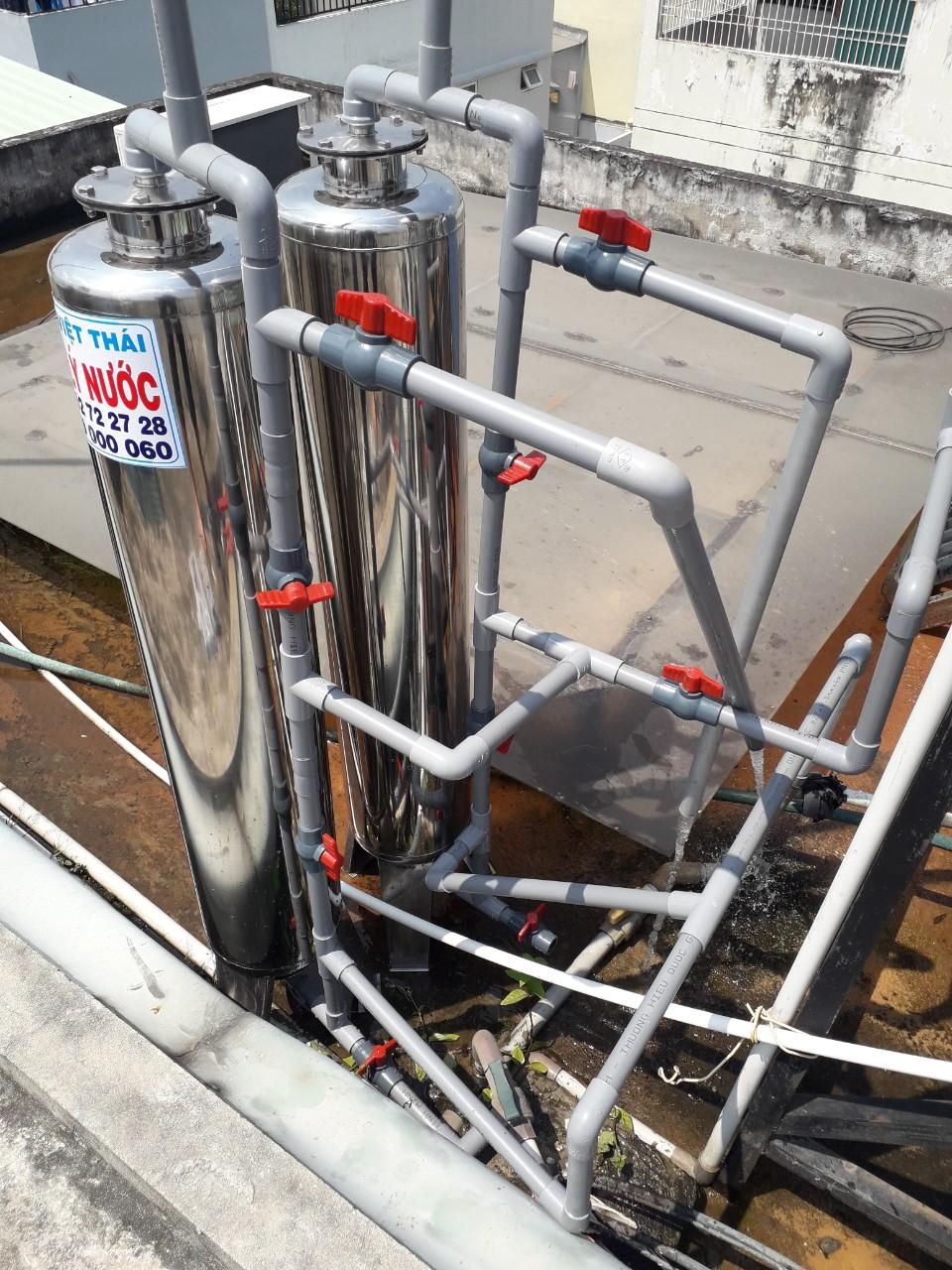 Lọc nước đường Phạm Thế Hiển quận 8 hcm