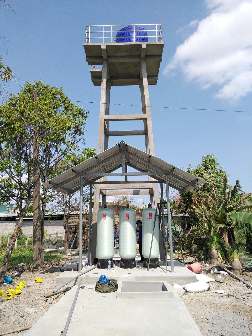 lọc nước toàn khu vực miền nam Việt Nam
