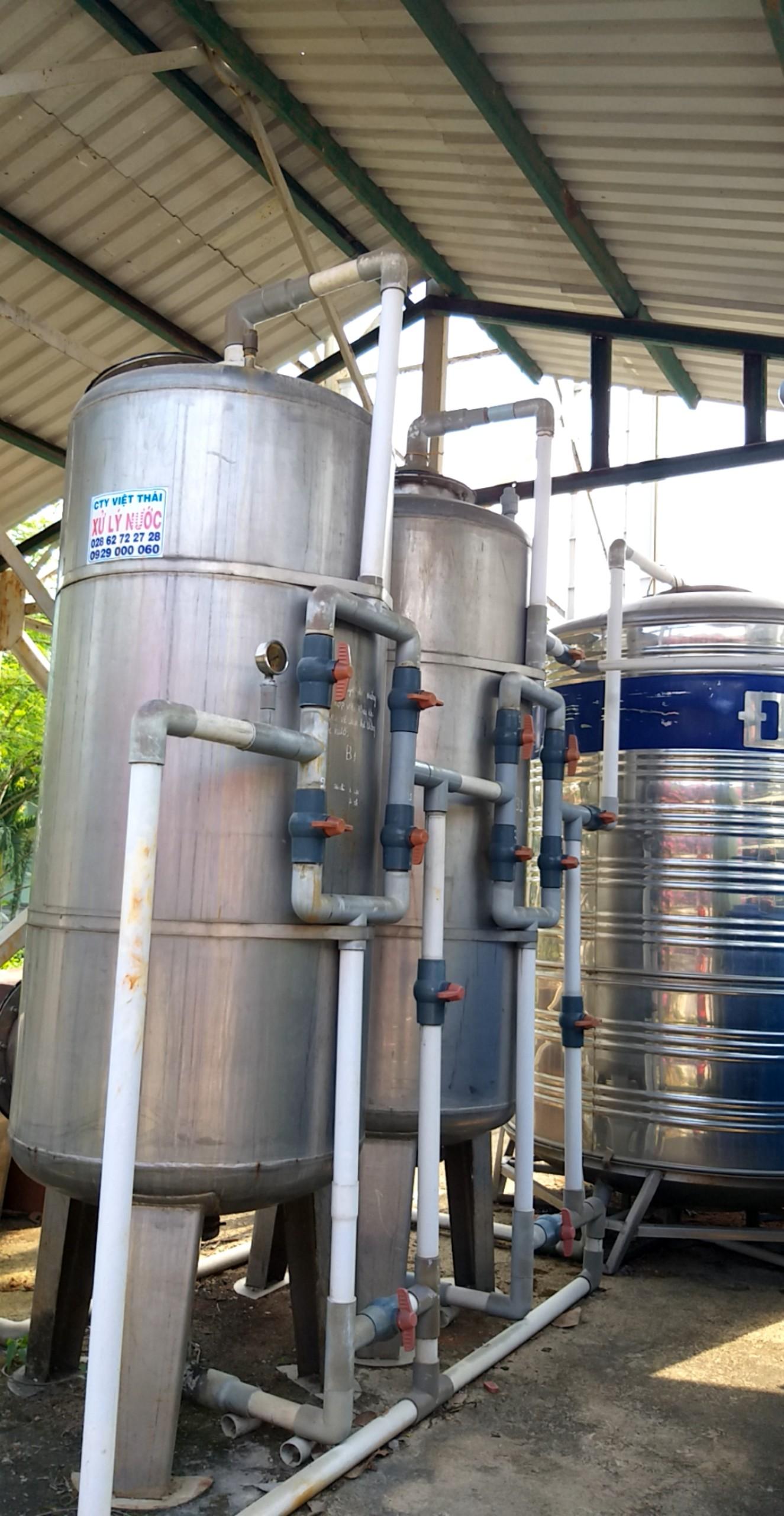 Xử lý nước phèn ở Bà Rịa -Vũng Tàu lọc nước QX80