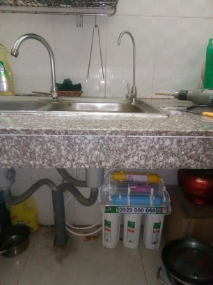 Máy lọc nước có thể loại bỏ styren trong nước?