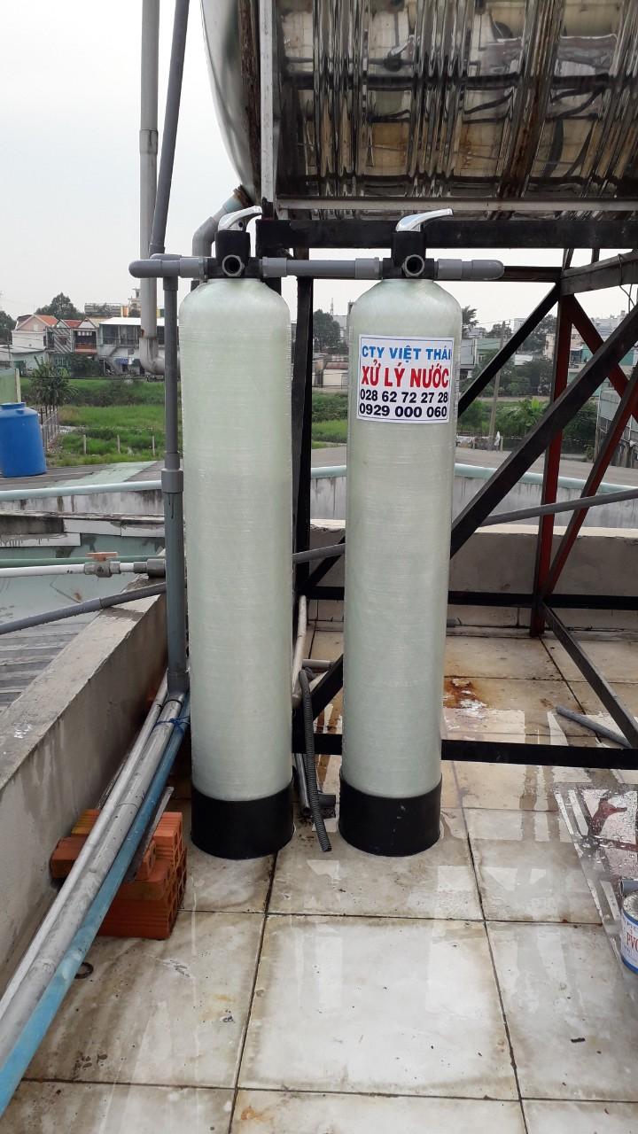 Xử lý nước bằng năng lượng mặt trời