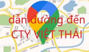 dẫn đường đến văn phòng Cty Xử Lý Nước Việt Thái