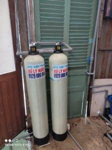 Bộ lọc nước lắp đặt ở quận Nhất ở TP.HCM