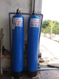 xử lý nước phèn Viet Thái