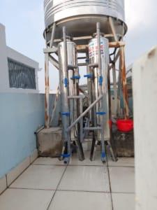 bình lọc nước máy